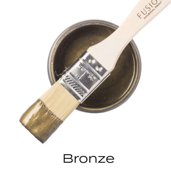 bronze metallic paint