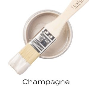 champagne metallic paint