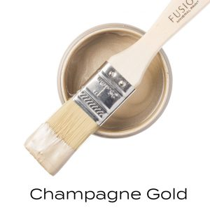 champagne gold metallic paint