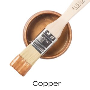 copper metallic paint