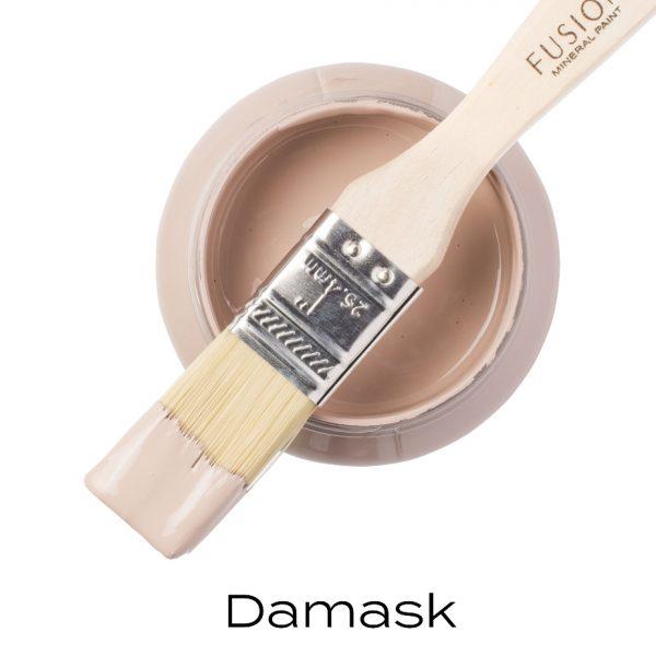 fusion damask paint