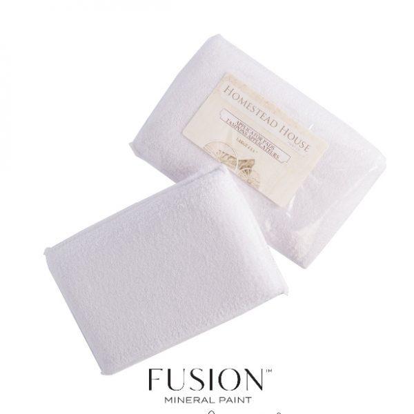 Fusion applicator pads