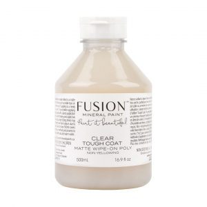 Fusion Tough Coat matte finish