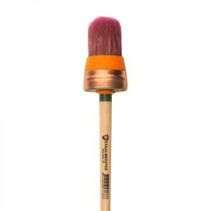 staalmeester oval sash brush
