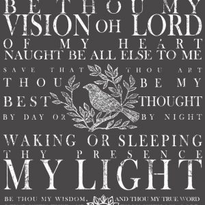 be thou my vision transfer