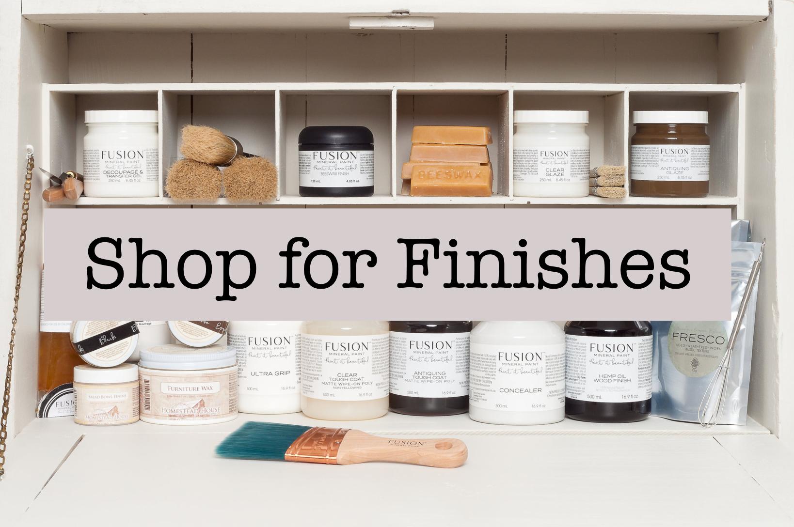 shop paint finishes