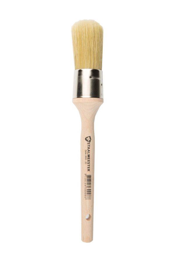 Staalmeester wax brush