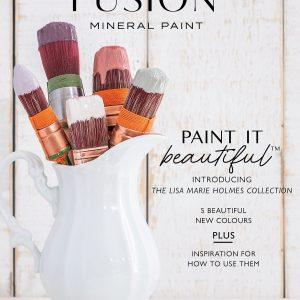Fusion Mineral Paint magazine