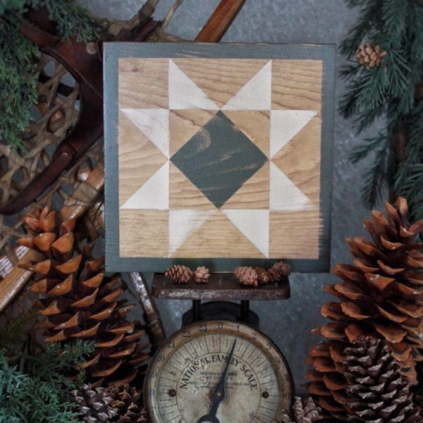 IMG 3800 1 Classic Stars Barn Quilt Pattern