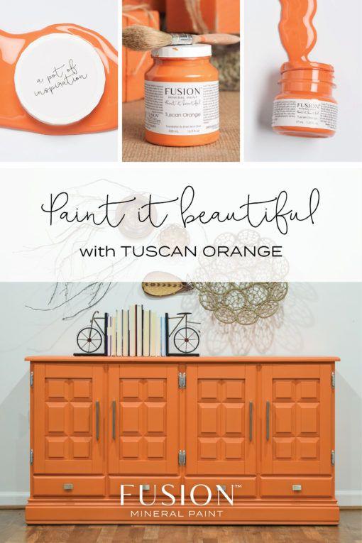 d389bd35a53ef8efaa183365ea37bd04 Tuscan Orange - Limited Release