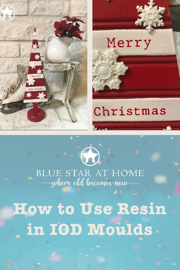 blue Star Resin in mould pinterest 5 Simple Steps to Use Resin In IOD Moulds