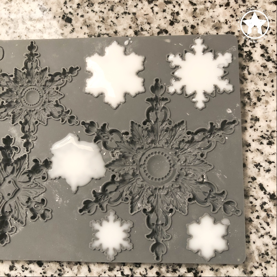 blue star overflow 5 Simple Steps to Use Resin In IOD Moulds