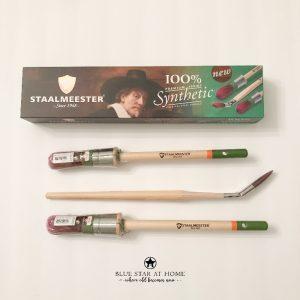 Staalmeester Brush Gift Box