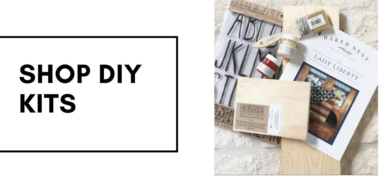 shop diy kits