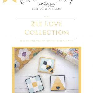 Bee Love Barn Quilt