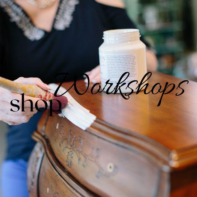 Blue Star Shop workshops