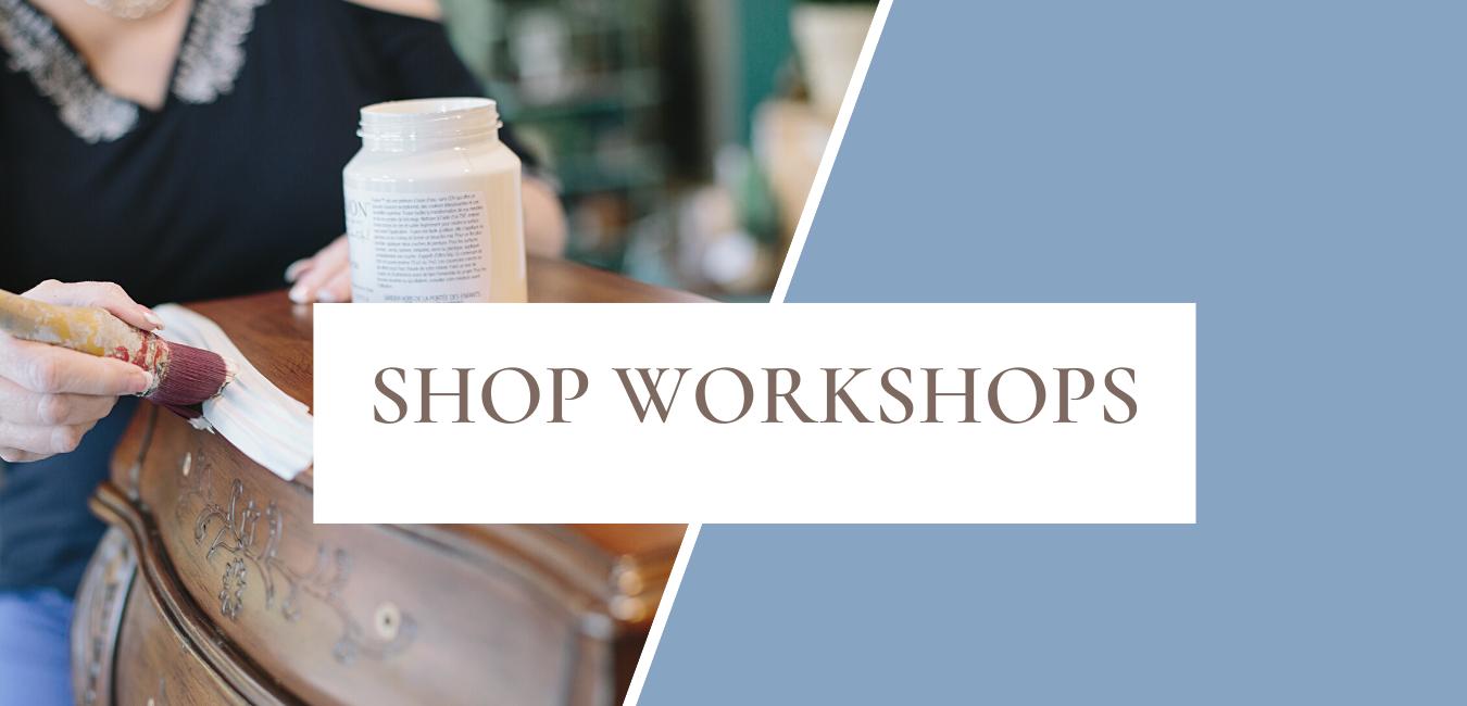 Shop Workshops