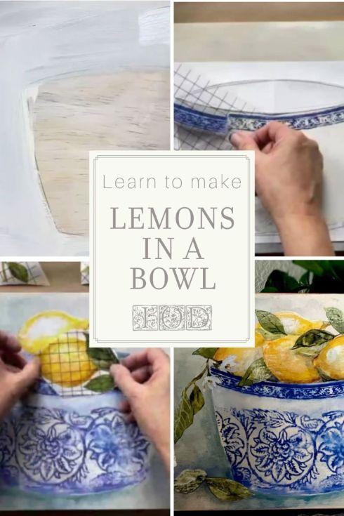 download 3 Lemons in a Bowl Kit