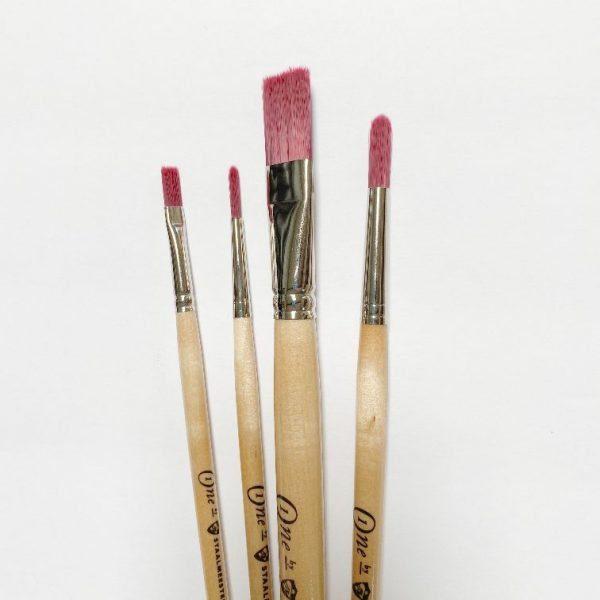 staalmeester artist paint brush set