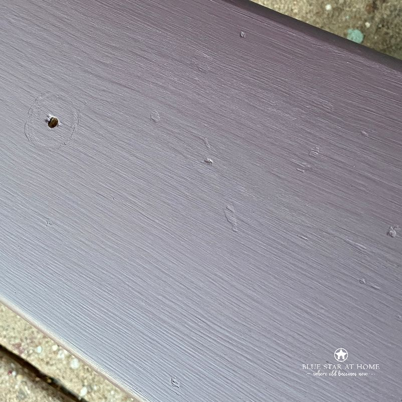 blue star paint levels Four Steps to a Brushstroke Free Finish
