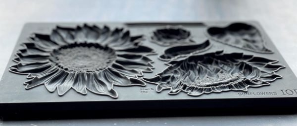 sunflower mould2 Sunflowers Mould
