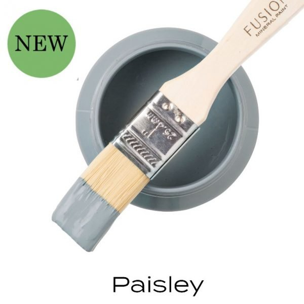 Paisley Fusion Mineral Paint