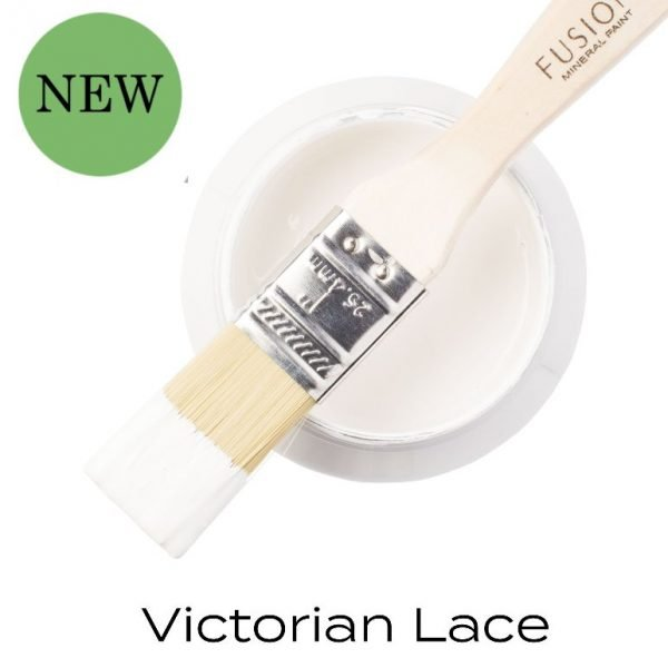 Victorian Lace Fusion Mineral Paint